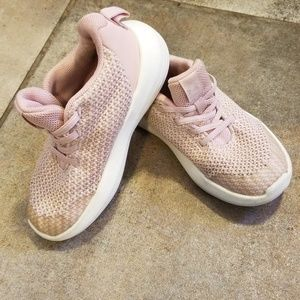 Light Pink Under Armour Shoes